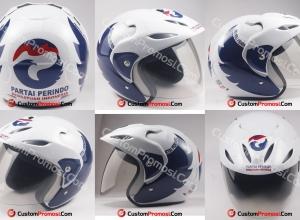 Helm Kampanye Perindo