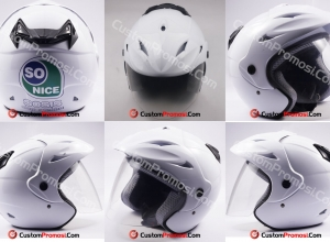 Helm promosi So Nice