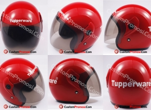Helm Promosi Tupperware
